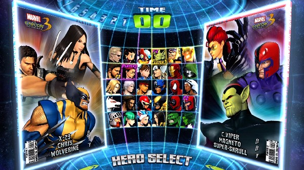 Marvel vs. Capcom 3 Screenshot