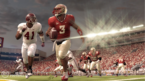 NCAA Football 12 Xbox 360 Screenshot