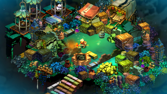 Bastion XBLA Screenshot