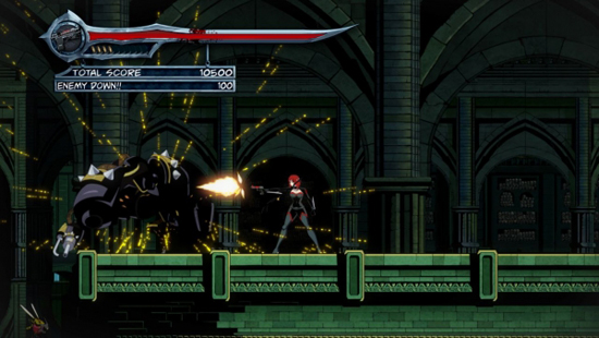 BloodRayne Betrayal XBLA Screenshot