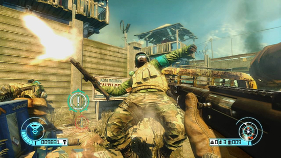 Bodycount Xbox 360 Screenshots