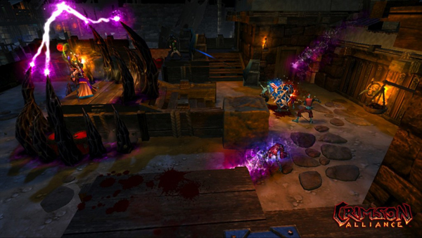 Crimson Alliance XBLA Screenshot