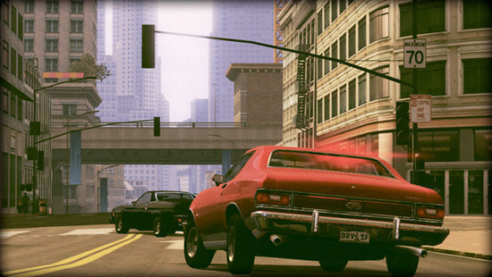 Driver San Francisco Screenshot