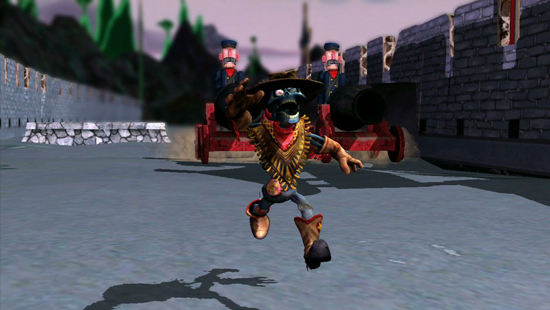 Gunstringer Xbox 360 Screenshot