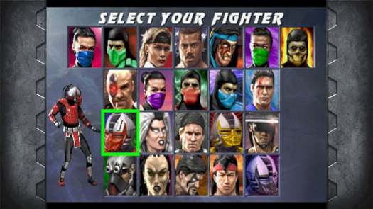 Mortal Kombat Arcade Kollection Screenshot