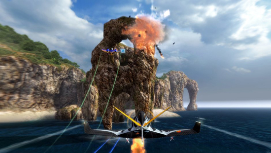 Skydrift Xbox Live Arcade Screenshot