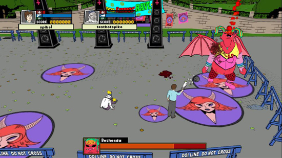Ugly Americans XBLA Screenshot