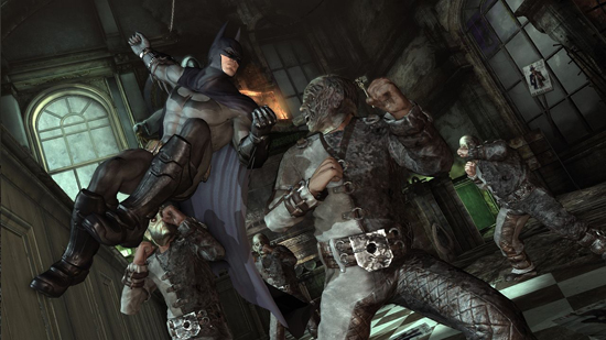 Batman Arkham City PC Screenshot