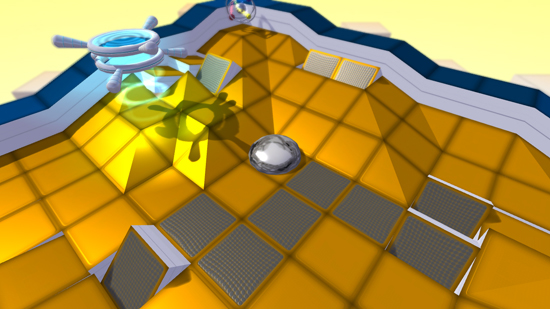 Mercury hg XBLA Screenshot
