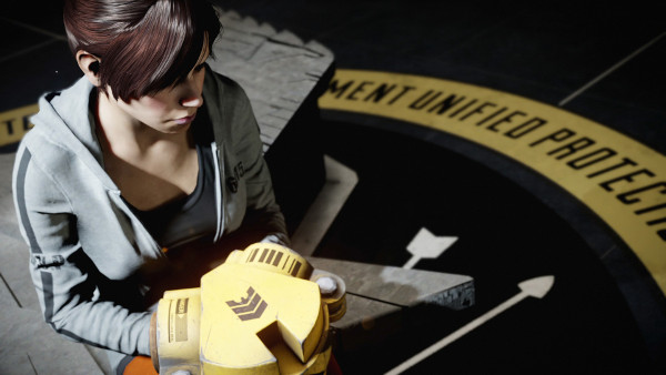 Infamous First Light PS4 001