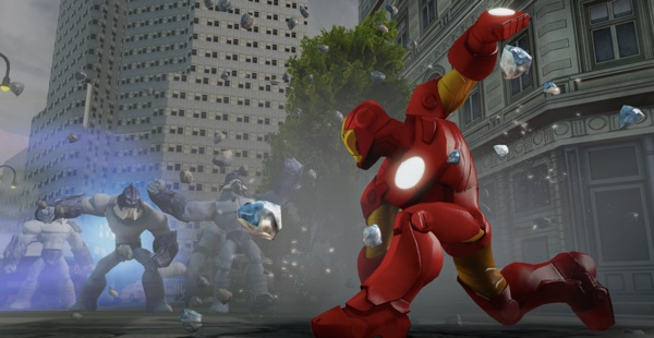 Disney Infinity 2.0: Marvel Super Heroes PS4 Review