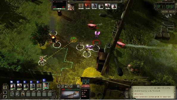 Wasteland 2 Darkstation