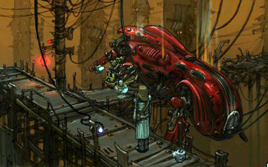 Primordia Screenshot