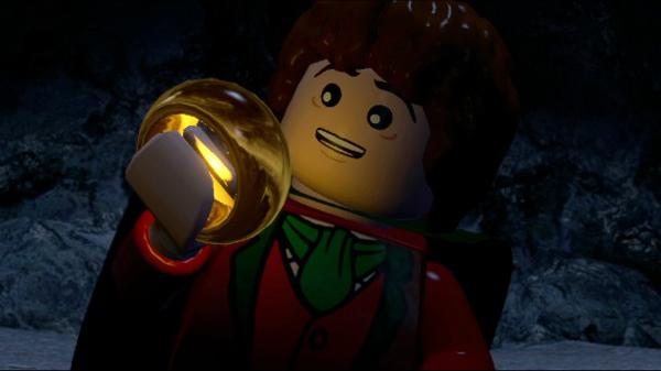 Lego LOTR PS3 4