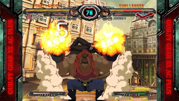 guilty gear 1 xbox 360