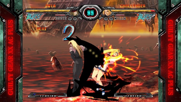 guilty gear 2 xbox 360
