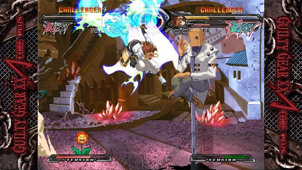 guilty gear 3 Xbox 360