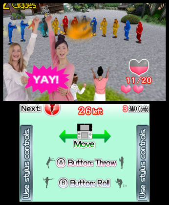 Tokyo Crash Mobs 3DS Review