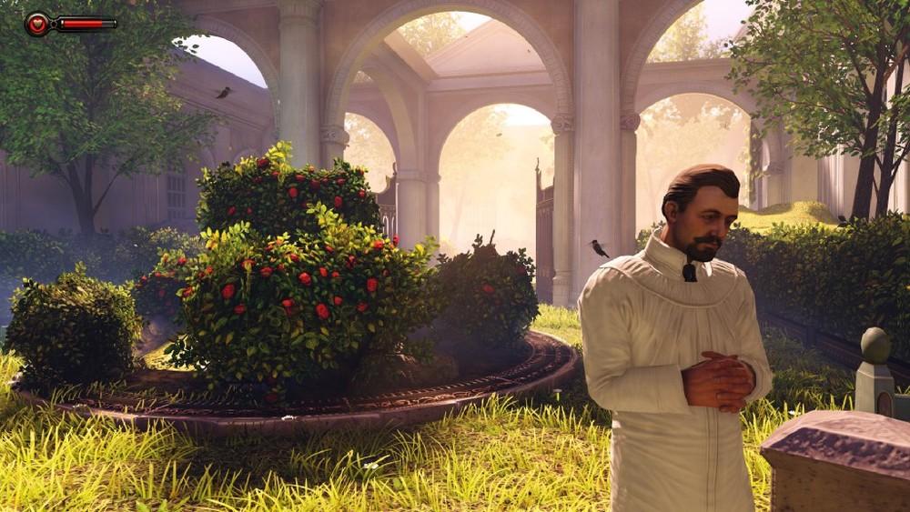 bioshock infinite garden