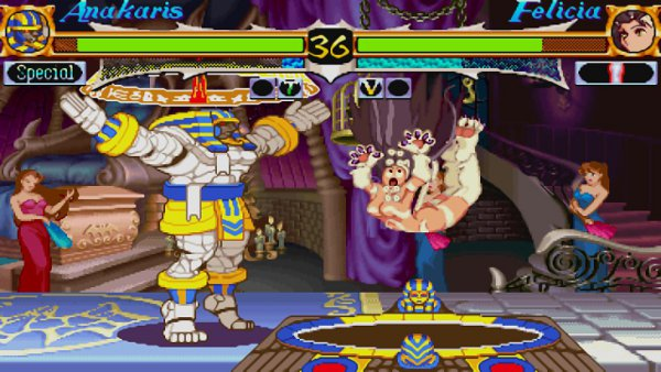 darkstalkers resurection xbox 360 2