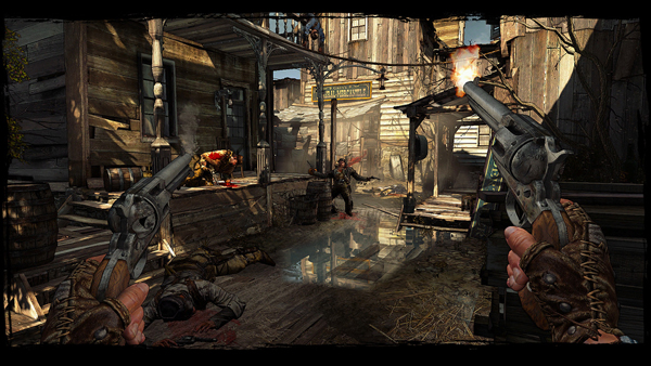 Call of Juarez Gunsligner PC 1