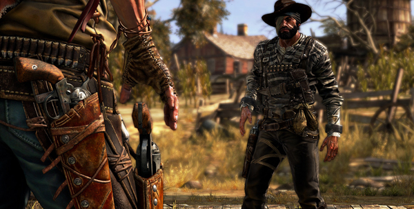 Call of Juarez Gunsligner PC 4