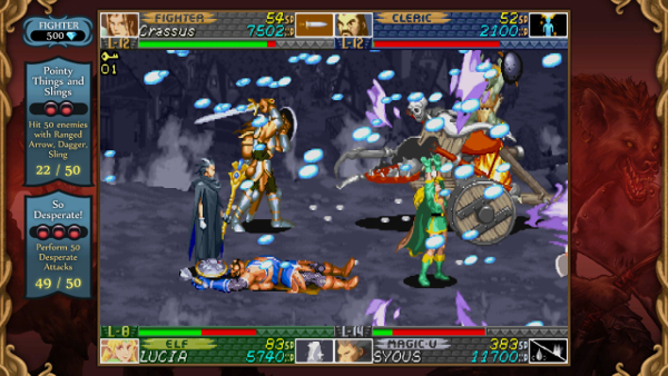 DnD Chronicles of Mystara PS3 001
