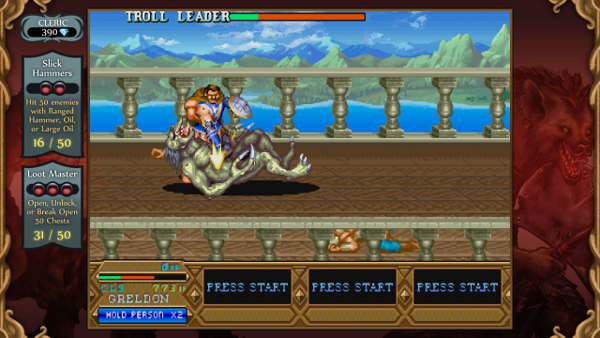 DnD Chronicles of Mystara PS3 002