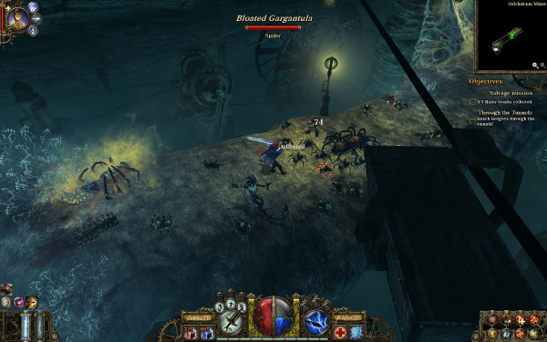 Incredible Adventures of Van Helsing PC 1