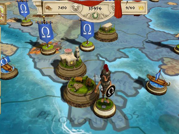 Tiny Token Empires PS3 001