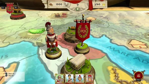 Tiny Token Empires PS3 002