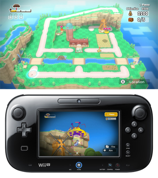 Game and Wario Wii U Review