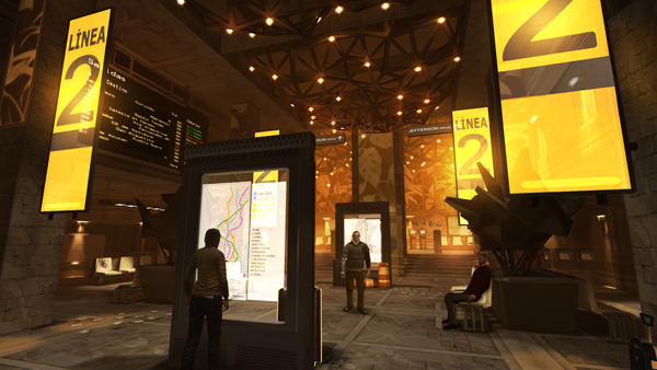 Deus Ex The Fall ios 3