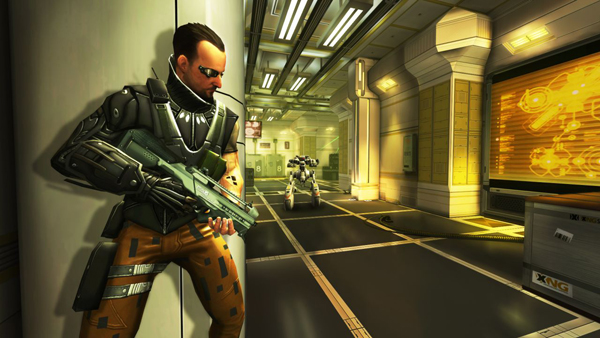 Deus Ex The Fall ios 4
