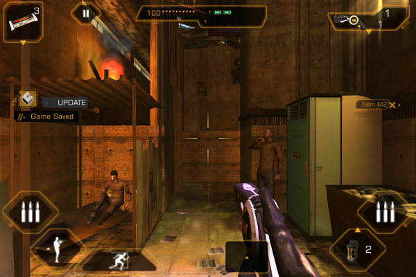 Deus Ex The Fall ios 9
