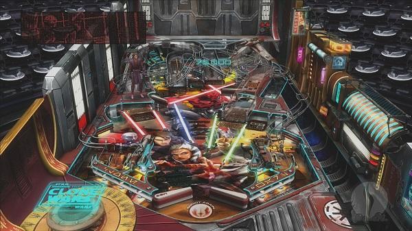Star Wars Pinball Review 1