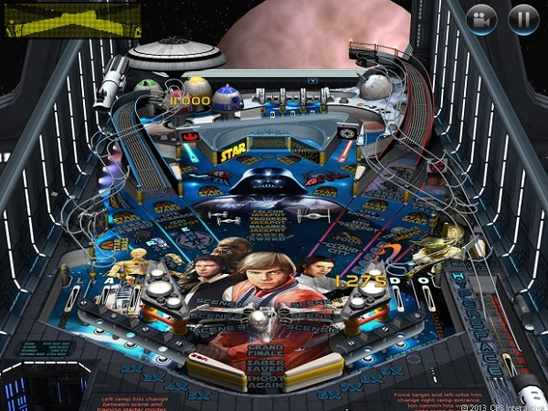 Star Wars Pinball Review 3