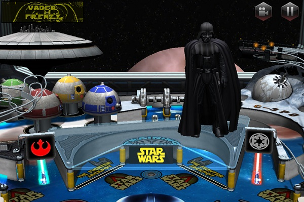 Star Wars Pinball Review 4