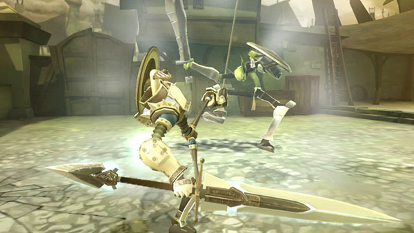 Strength of the Sword 3 PS3 001