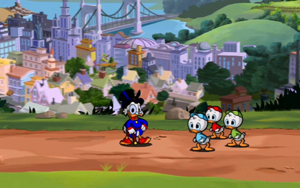 Ducktales Remastered PS3 001