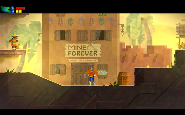 Guacamelee Gold Edition PC 001
