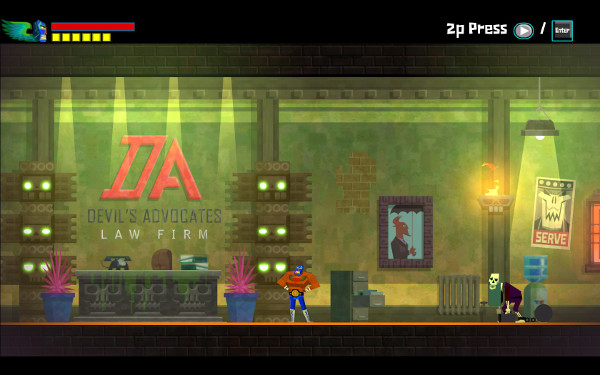 Guacamelee Gold Edition PC 003