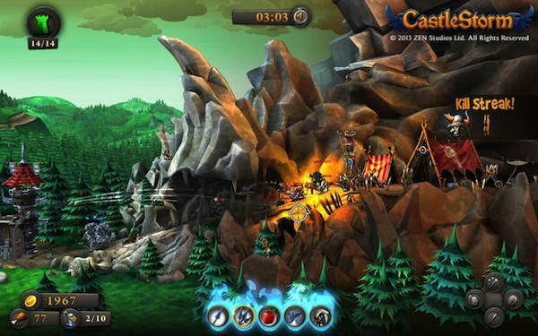CastleStorm PC Review 1