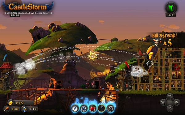CastleStorm PC Review 2