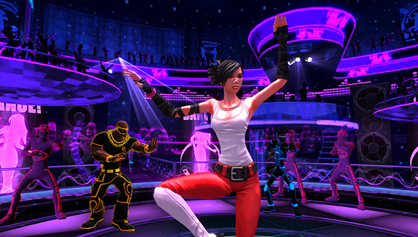 KickBeat Vita Review 1