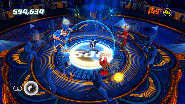 KickBeat Vita Review 4