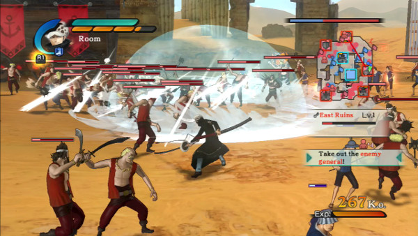 One Piece Pirate Warriors 2 PS3 003