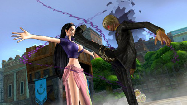 One Piece Pirate Warriors 2 PS3 005