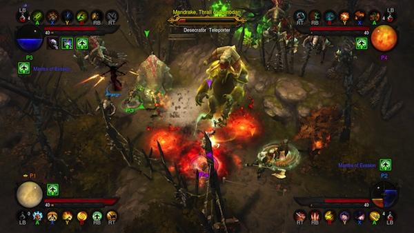 Diablo III Xbox 360 Review 2