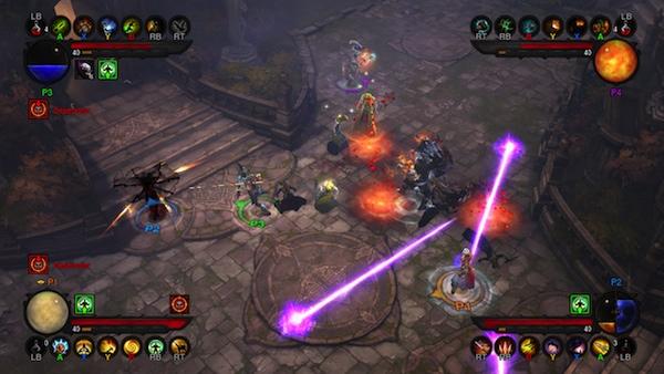 Diablo III Xbox 360 Review 3